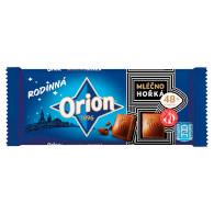 Čok. mléčno hořká Rodinná 135g Orion