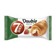 Croissant 7days double Vanilka Jahoda 60g