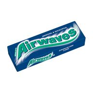 Airwaves mentol+eucalyptus 14g MRS