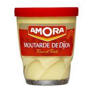 Hořčice Dijon ostrá 150g AMORA