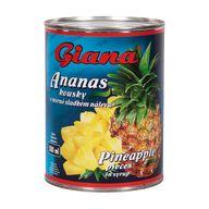Ananas kostky Giana 565g PP 340g