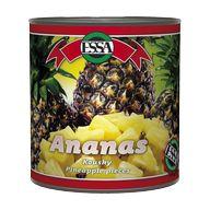 Ananas kostky P 3100g Essa