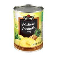 Ananas plátky 567g PP 340g HAM