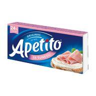 Sýr Apetito šunkou 3D tav. 150g SAFD