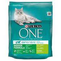 Granule kočka In. Bifensis krůtí/obil. 800g Purina T