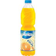 Relax Pulpy pomeranč 1,5l MASP