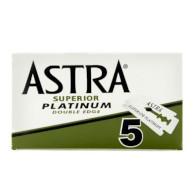 Žiletky Astra Platinum II 5ks