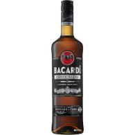 Bacardi Carta Negra 40% 0.7l GLOB