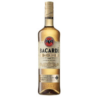 Bacardi Gold Oro 37.5% 1L GLOB