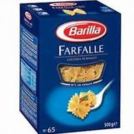 Barilla Farfalle 500g XT