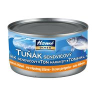 Tuňák sendvič/vl.šť.P 185g HAM