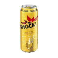 Big Shock gold energy P 500ml