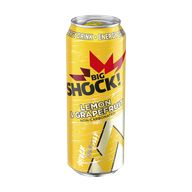 Big Shock Lemon Grapefruit P 500ml