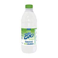Mléko čerstvé plnotučné BIO 1l