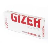 Dutinky Gizeh Silver Tip 100ks