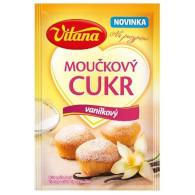 Cukr moučkový vanilkový 10g VIT