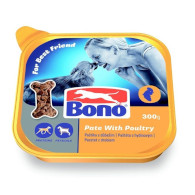 Bono Papky drůbeží paštika 300g Al