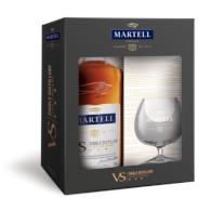 Martel VS 40% 0,7l +1sklo