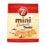 Croissant 7days double mini Vanilka Kakao 60g