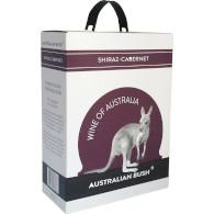 Austral.bush cabernet shiraz 3l UNB