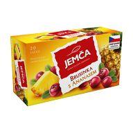 Čaj Brusinka a ananas Jemča 40g TATA