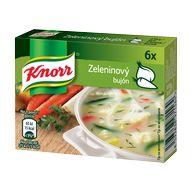 Bujón Knorr Zelenina 60g UNL