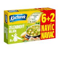 Bujón zeleninový 6+2 80g Kuch PEUN