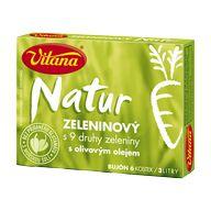 Bujón Natur zeleninový 60g VIT