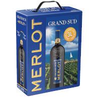 Grand sud merlot 3l UNB