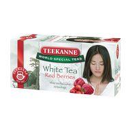 Čaj White tea Red Berries 20ks 25g TEEK
