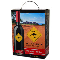 Next cab.shiraz BAG 3l UNB