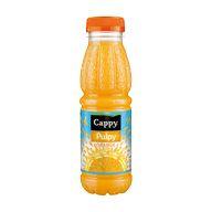 Cappy Pulpy orange 330ml PET