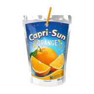 Capri-sonne orange 200ml