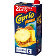 Caprio ananas 2l TP