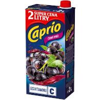 Caprio černý rybíz 2l TP