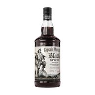 Captain Morgan Black spiced 40% 1l STOCK