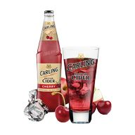 Carling cider cherry 0,33l S