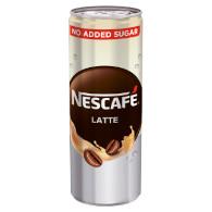 Káva led.Nesc.Latte No Sugar 250ml NES