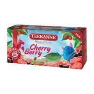 Čaj Cherry Berry WOF 20ks 45g TEEK