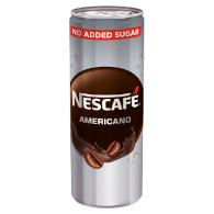 Káva led.Nesc.Americano No Sugar 250ml NES
