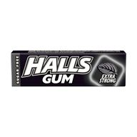 Halls GUM Extra Strong 14g