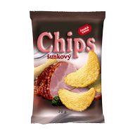 Chips šunka 70g ČC