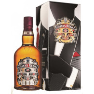 Chivas Regal 12let 40% 1l BECH