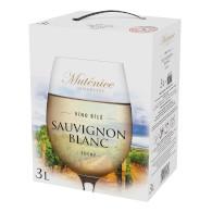 Mutěnice Sauvignon Blanc 3l BIB