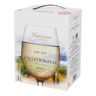 Mutěnice Chardonnay 3l BIB