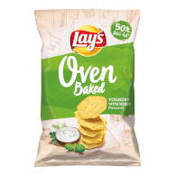 Chips Lays Oven Baked Yogurt 125g KMV