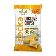 Chips Vital čočka sůl 65g