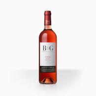 Shiraz rosé 0,75l B&G