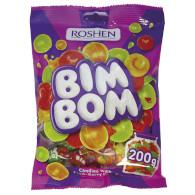 Karamely Bim Bom ovocné 200g ROSHEN