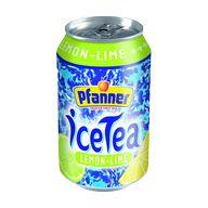 Čaj led. citron 0,33l P PFANNER